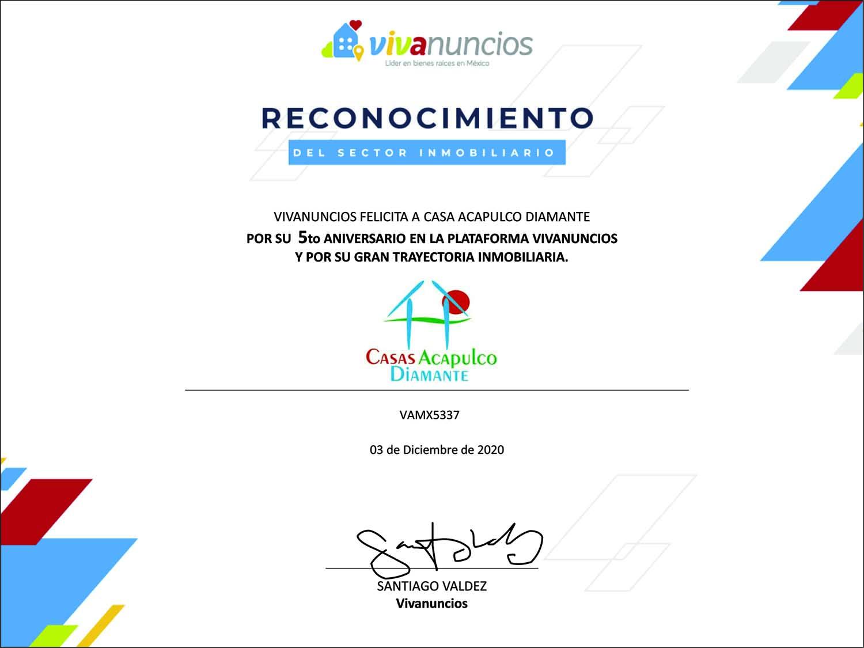 Certificado Icasas