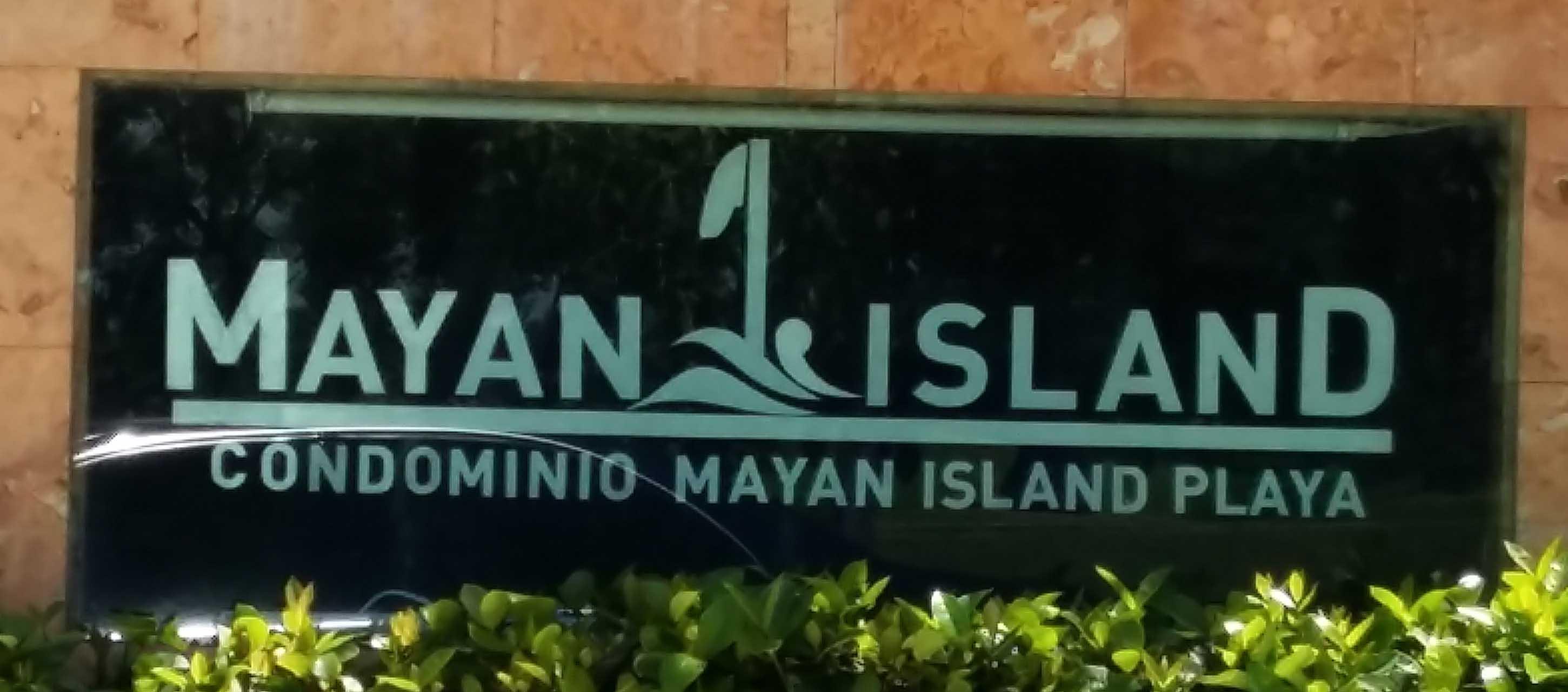 Mayan Island
