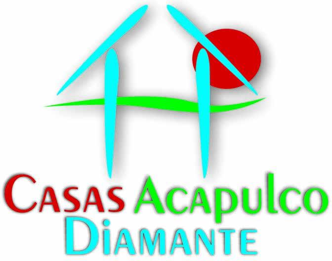 Logotipo Casas Acapulco Diamante