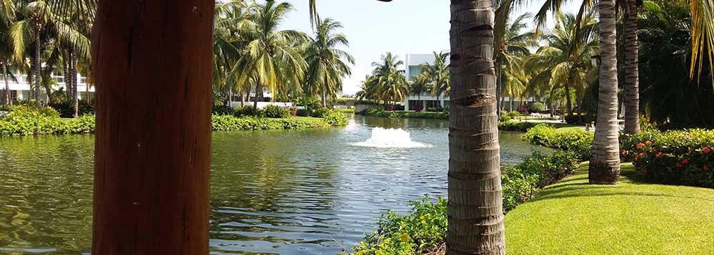 Mayan Lakes