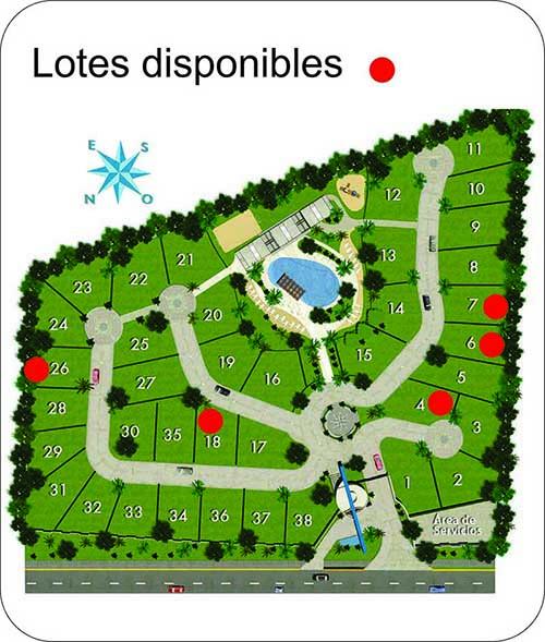 Terrenos y Villas