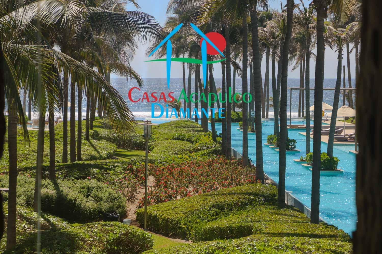 Áreas comunes Península Acapulco